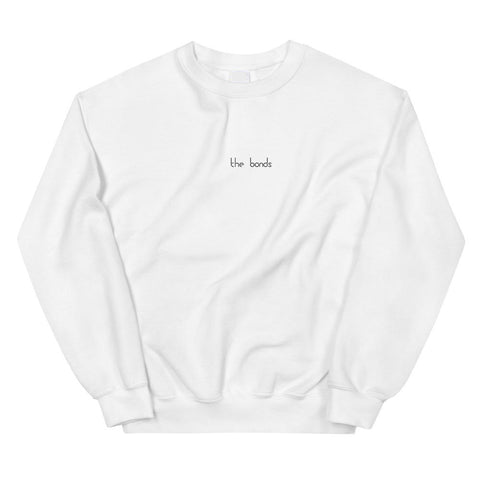 BONDS LOGO SWEAT(WHITE)
