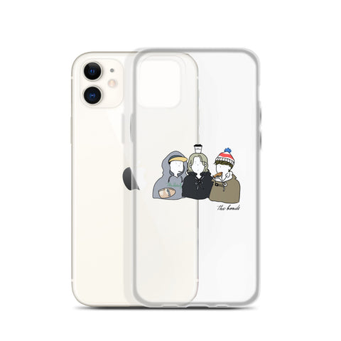 BONDS iPhone case(Full Color)