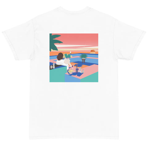 BONDS SUNSET H/S T