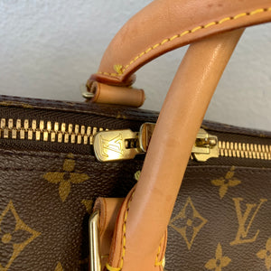 LOUIS VUITTON KEEPALL 60  DUFFEL BAG