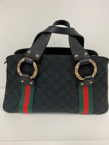 Gucci Vintage GG shoulder bag