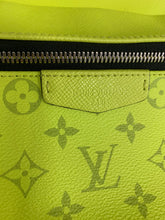 Load image into Gallery viewer, Louis Vuitton Discovery Backpack Monogram Bahia PM Yellow