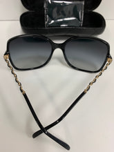 Load image into Gallery viewer, CHANEL Alternate fit double C logo sunglasses
