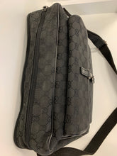 Load image into Gallery viewer, Gucci - Flight Monogram GG Crossbody Messenger Bag