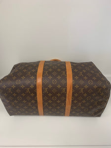 Louis Vuitton Keepall 45 Monogram Duffle Bag