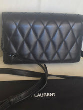 Load image into Gallery viewer, YSL Saint Laurent - Angie Chain Crossbody Bag