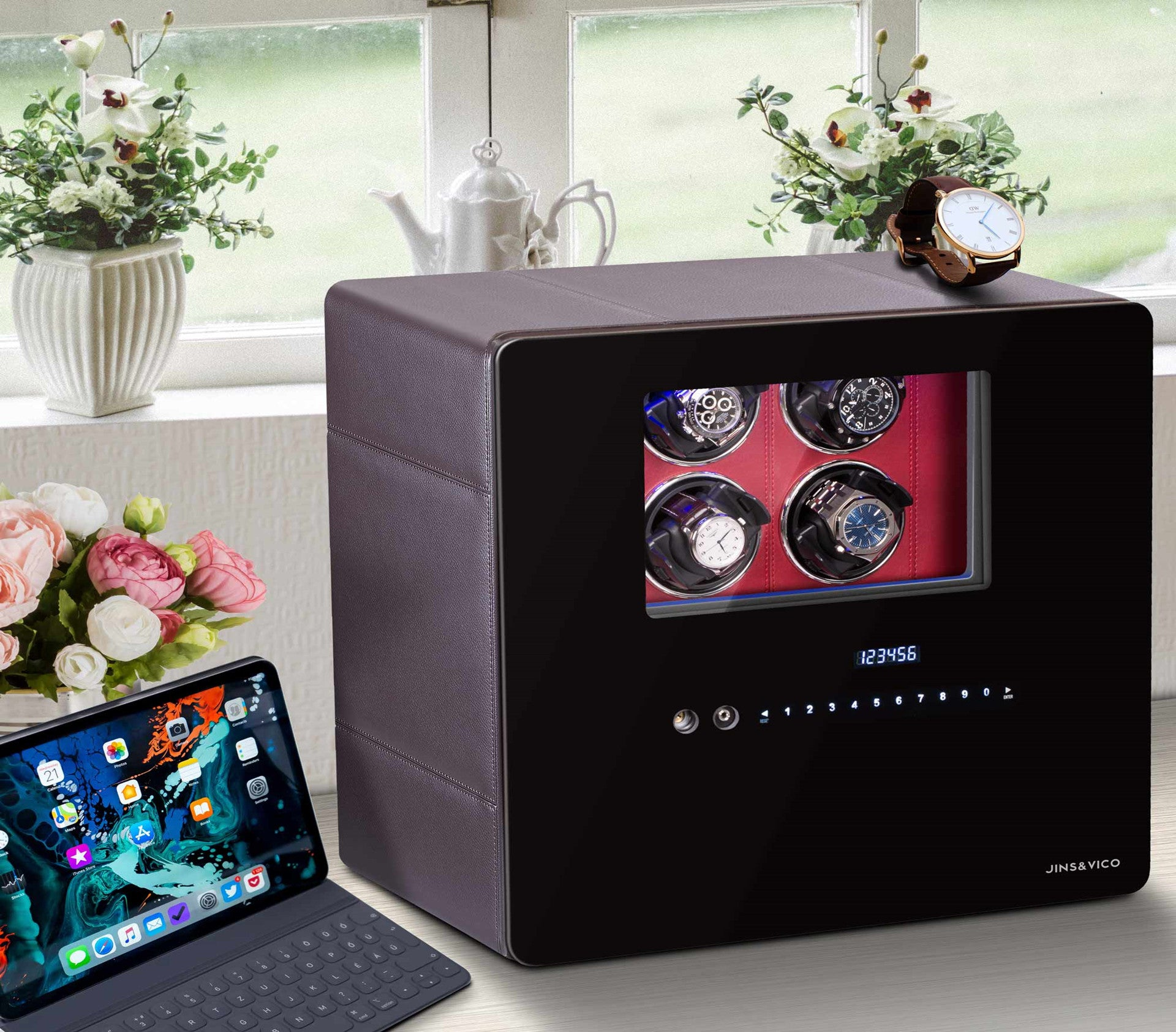 Best Watch Winder Safe In 2020: Protect Your Luxury Watches