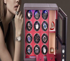 How the watch winders care for your luxurious watch?