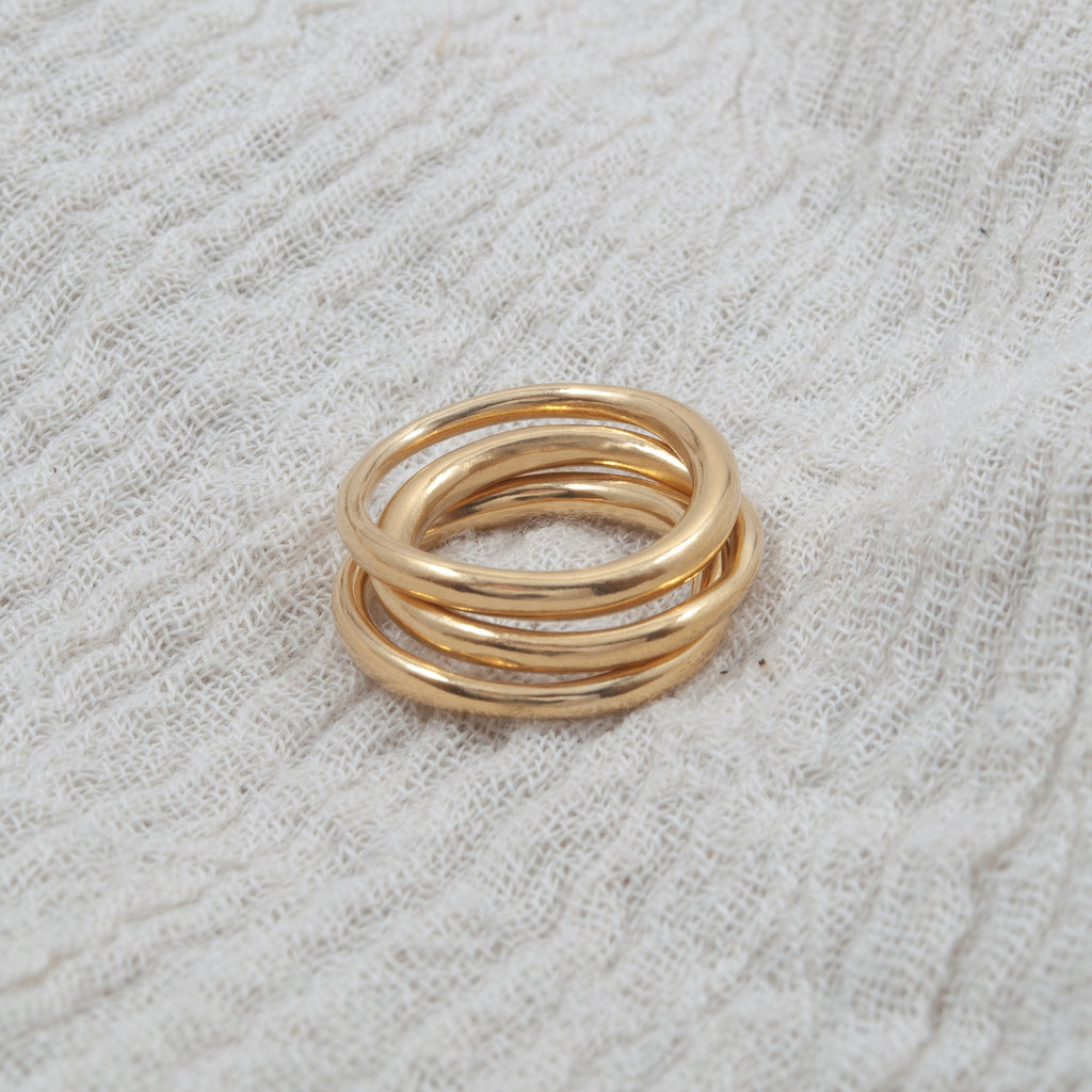 Chunky Stacker Ring