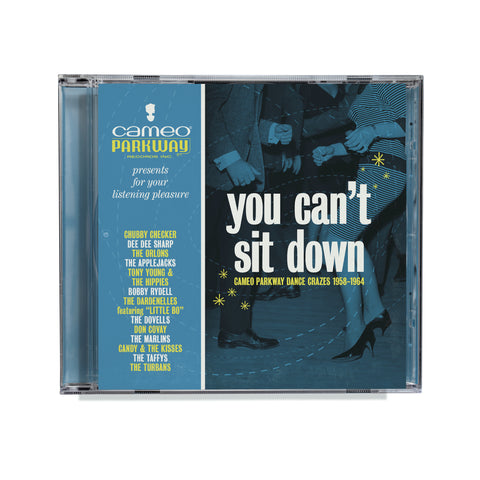 You Can't Sit Down – Cameo Parkway Dance Crazes CD