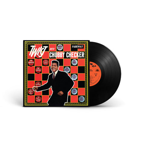 The Twist with Chubby Checker Vinyl