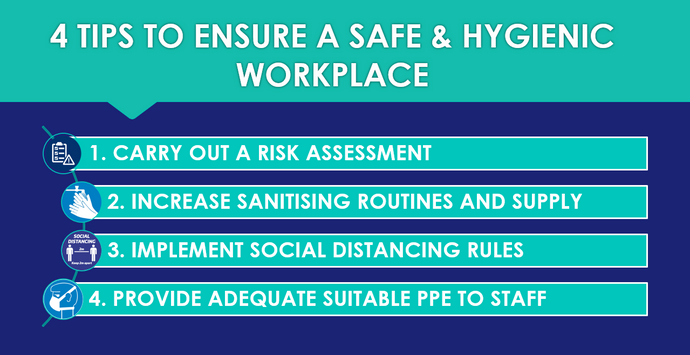 4 Tips on Workplace Safety