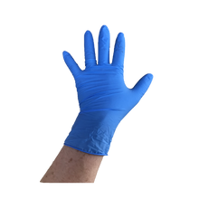Load image into Gallery viewer, Disposable Nitrile Powderfree Glove - Various Sizes - Box of 100