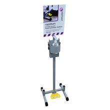 Load image into Gallery viewer, Pacplan Foot Operated Sanitiser Dispenser
