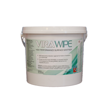 Load image into Gallery viewer, Surface Viral Sanitiser Wipes High Performance - Tub of 225 wipes