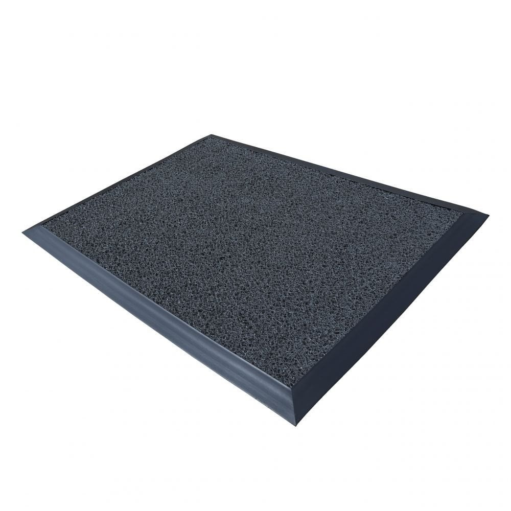 Sani-Max Charcoal Ergonomic Safety Service Mat - 680x880mm