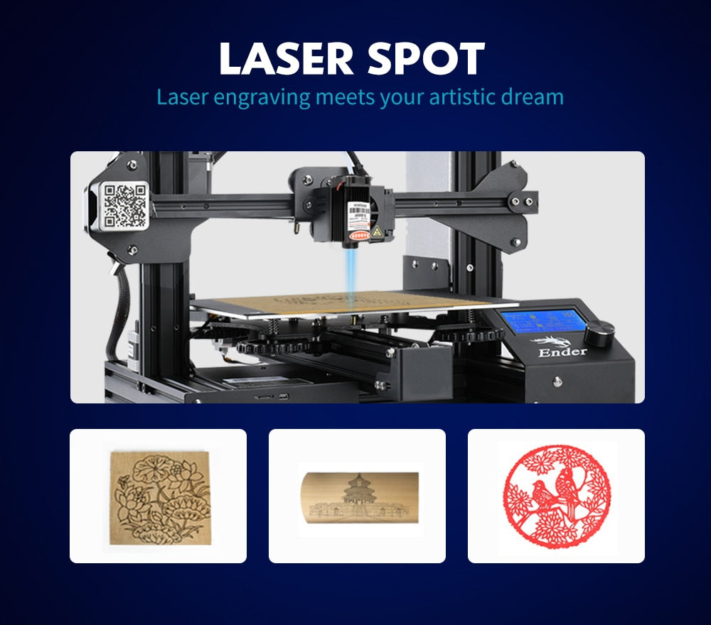 Laser Engraving Kit