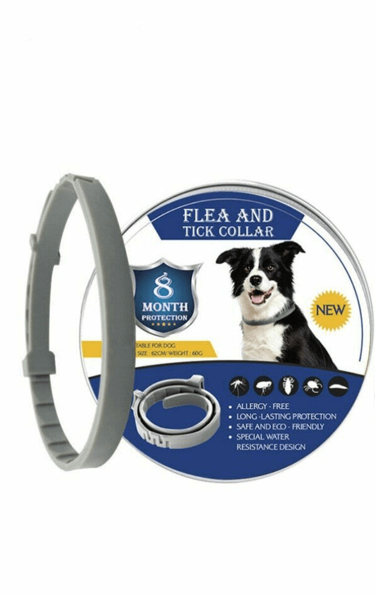 8 Month Flea/Tick/Mosquito prevention collar