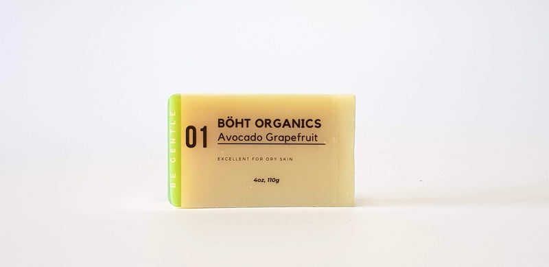 Avocado: Organic Soap
