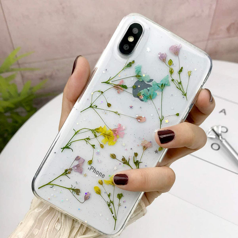 Apple IPhone Floral White