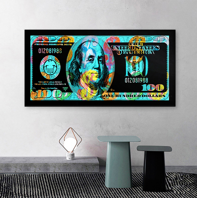 Fluorescent Money