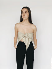 Load image into Gallery viewer, Aoki Linen Bandeau
