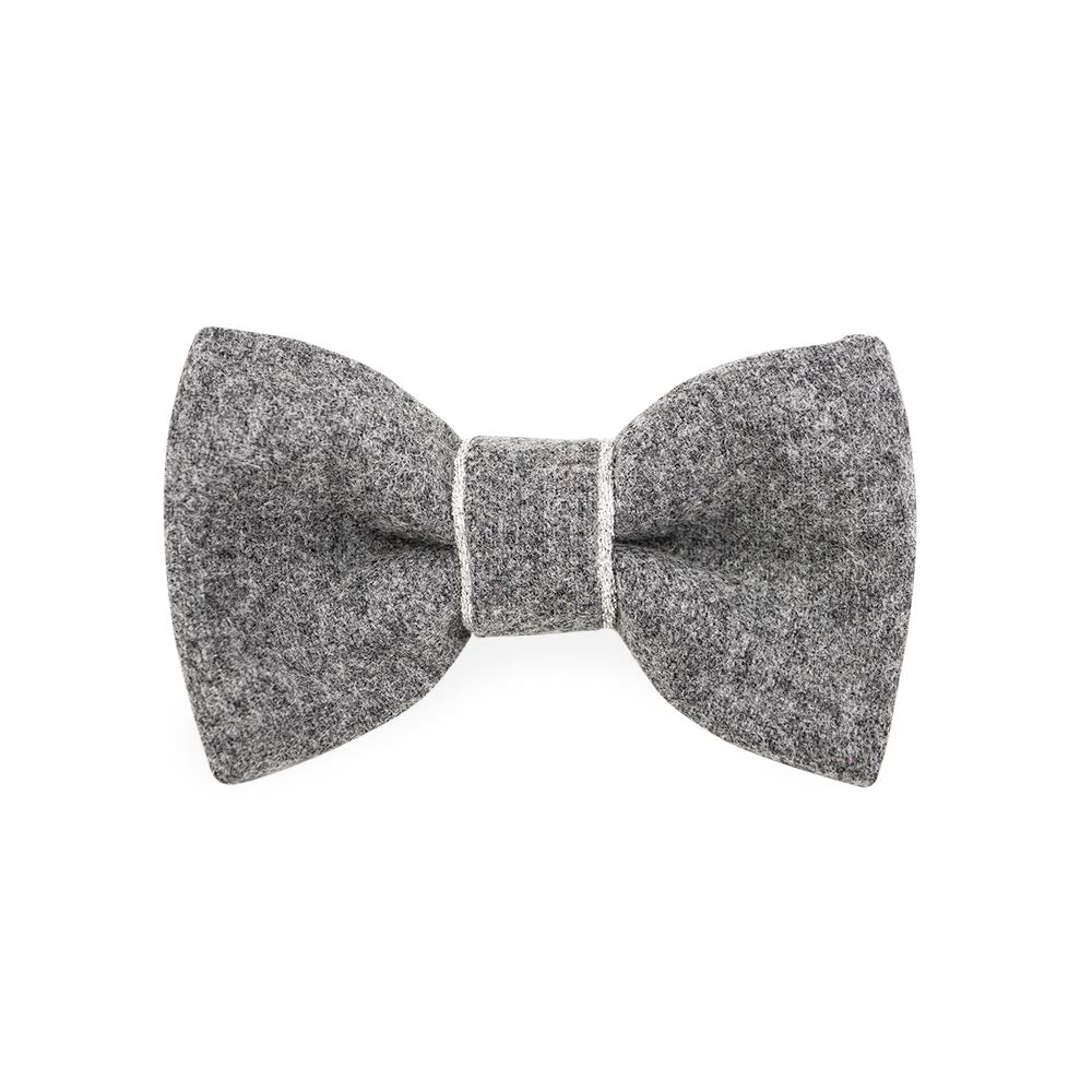 Noeud papillon - Grey Wool