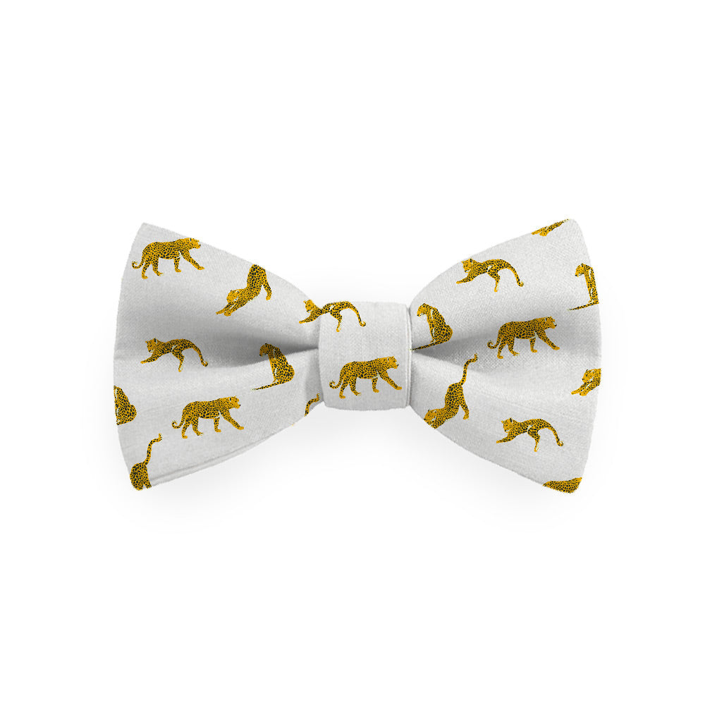 Bow tie - Leopard