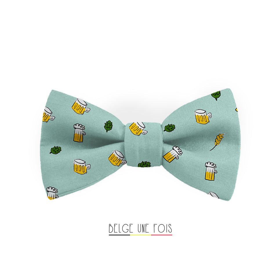 Bow tie - Beer Color