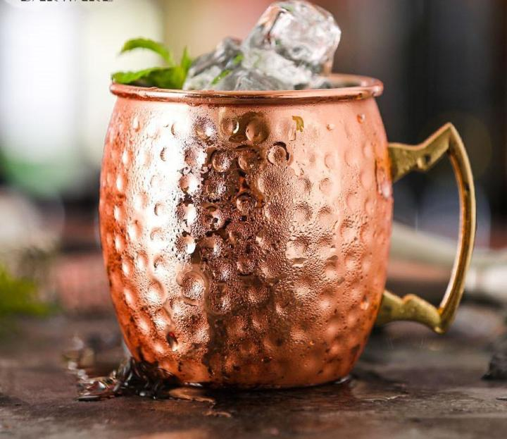 Stainless Steel Mule Mug
