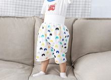 Load image into Gallery viewer, Comfy Children Diaper Skirt/Shorts 2 in 1