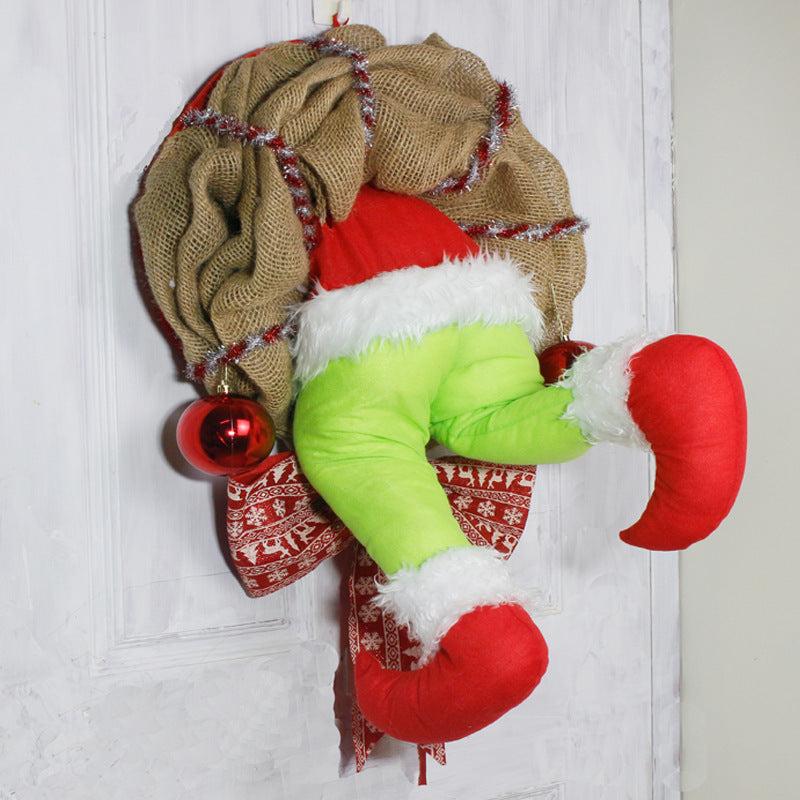 Santa Claus Christmas Decoration