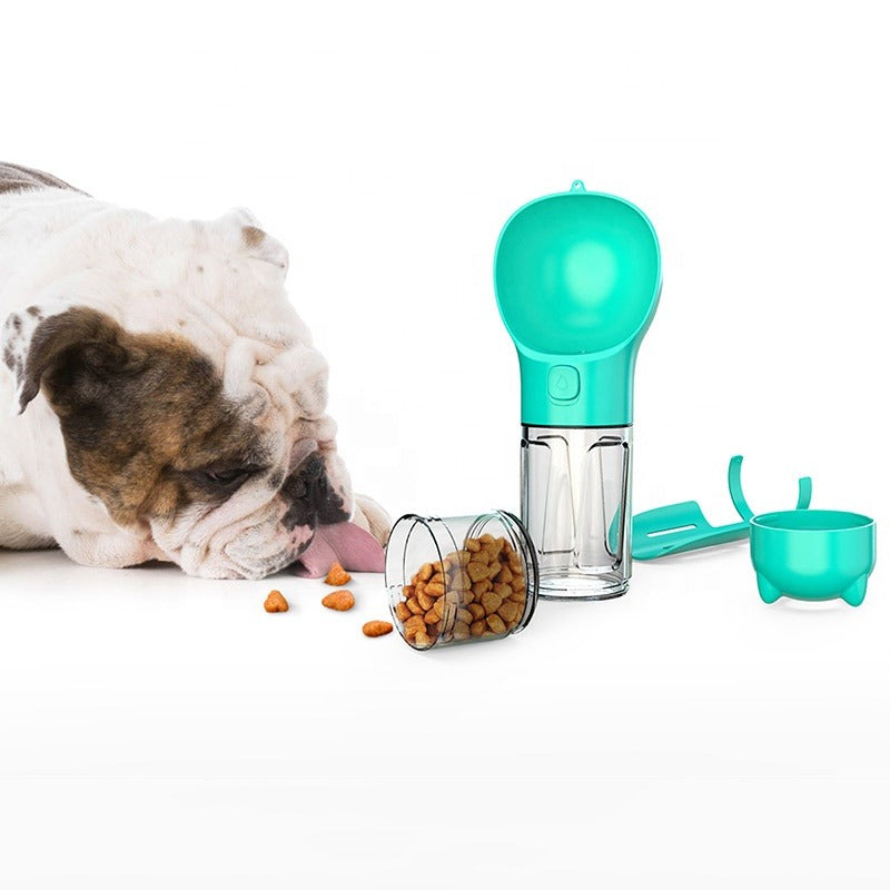 Multifunctional Pet Travel Bottle
