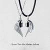 HW Evil Angel Wing Necklaces