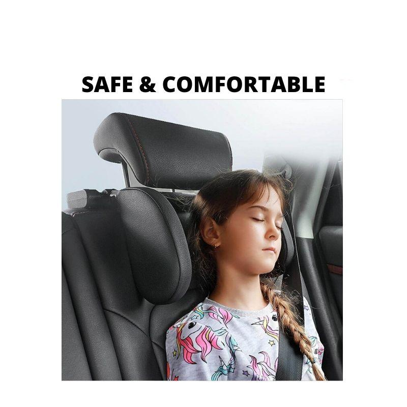 Car Headrest Pillow