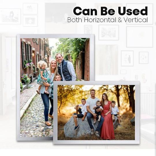 Wall Decor Magnetic Photo Frame