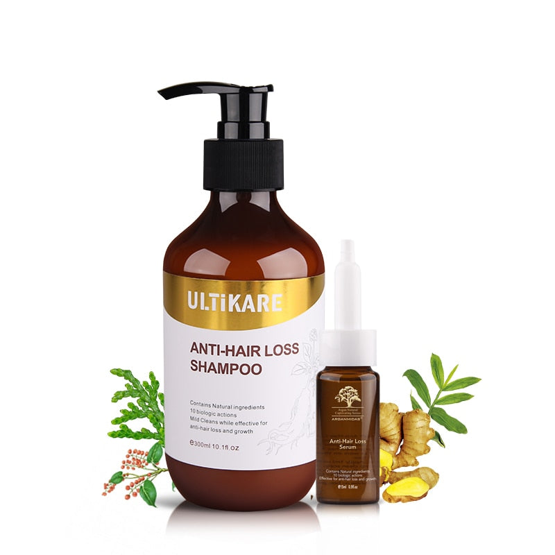 Anti-Hair Loss Organic Ginger Shampoo - Paradigm Integrative
