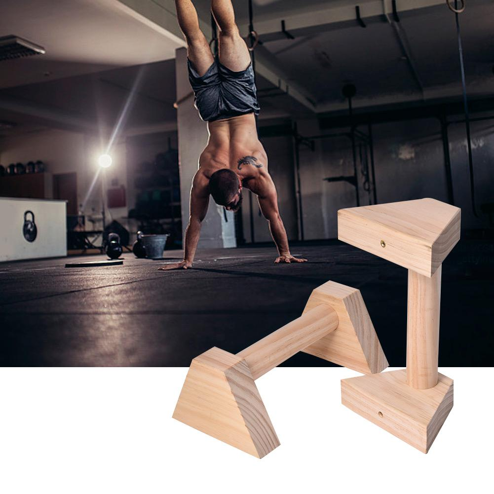 Calisthenics Handstand Bars - Paradigm Integrative