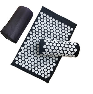 Non-Slip Acupressure Massage Mat Cushion - Toffeey