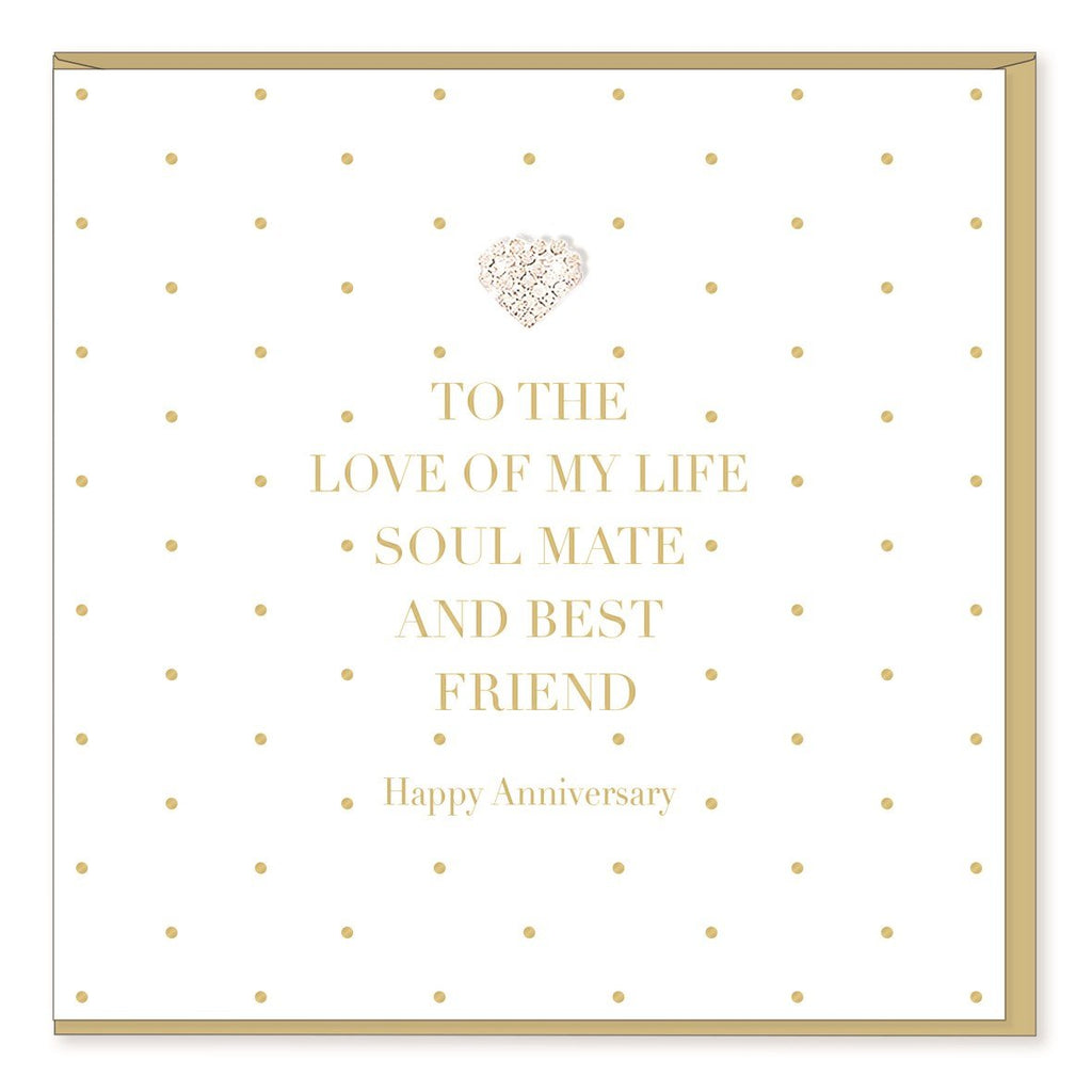 Love Of My Life - Greeting Card