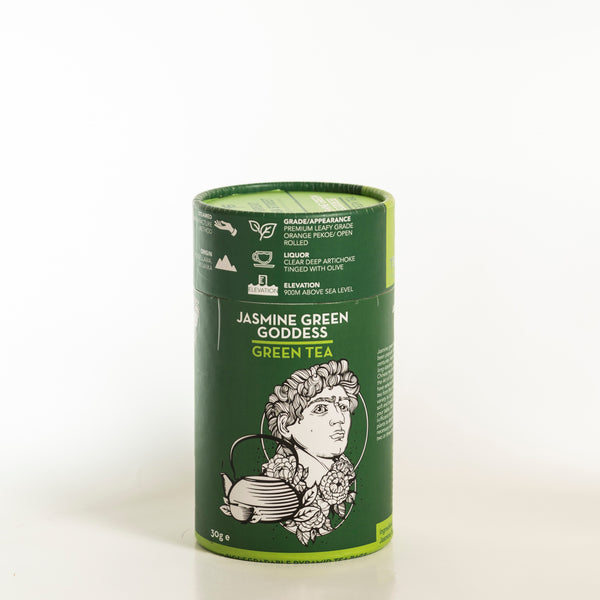 Jasmine Green Goddess Biodegradable Tea Bags