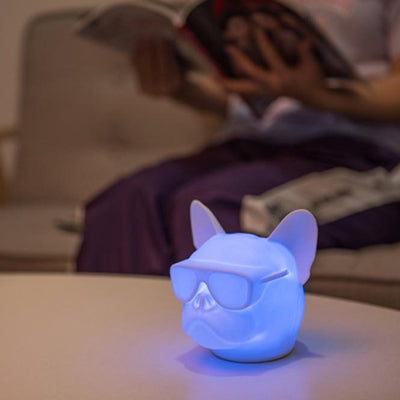 Cool French Bulldog Night Light