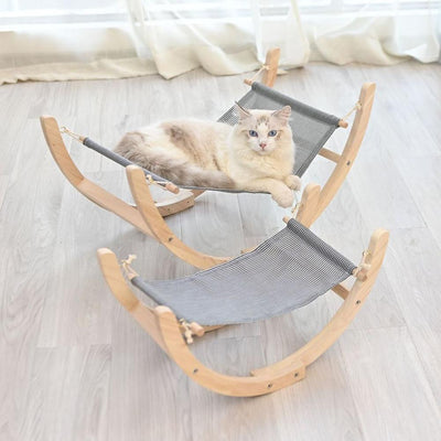 Rocking Cat Bed