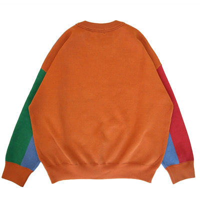 Colorful Dog Pullover