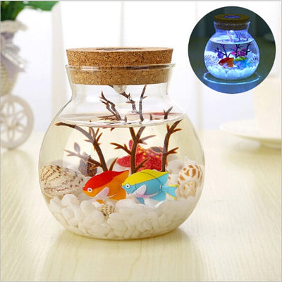 Aquarium LED Night Light
