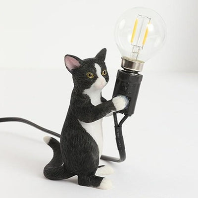 Mini Cat Table Lamp