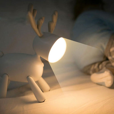 Adjustable Deer Night Light