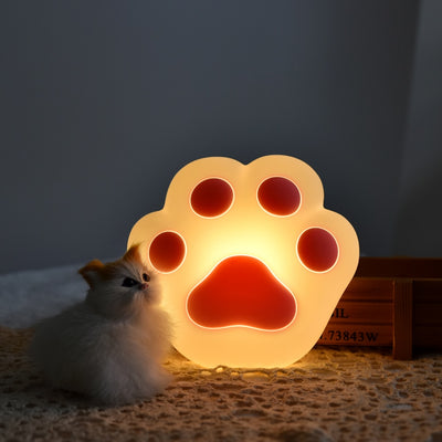 PurrFect Bedroom Wall Lamp