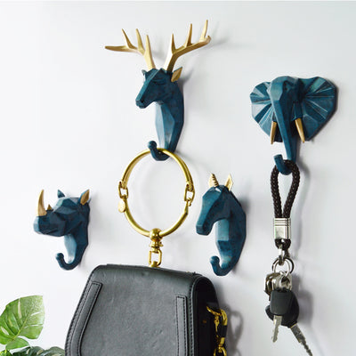 Premium Stylish Animal Hooks