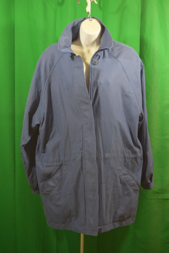Ladies London Fog 3/4 length Lavender Jacket